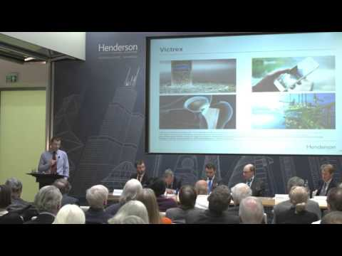 Henderson Smaller Companies manager Neil Hermon speaks at Inside the Mind