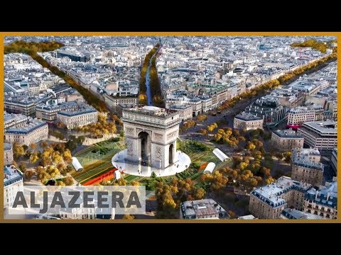 🇫🇷 Champs-Elysees renovation: French fall out of love with avenue | Al Jazeera English