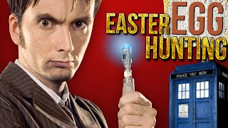 Doctor Who Secrets in Video Games - Easter Egg Hunting