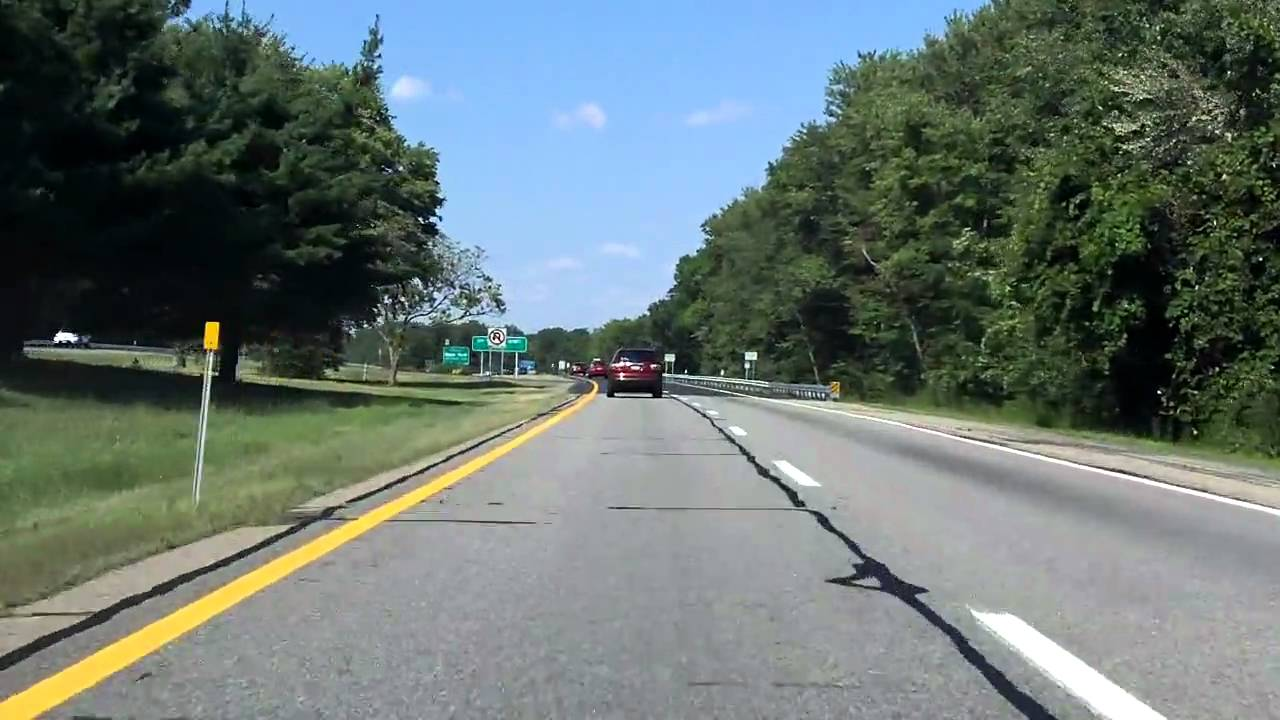 garden state parkway exits 168 to 172 northbound youtube