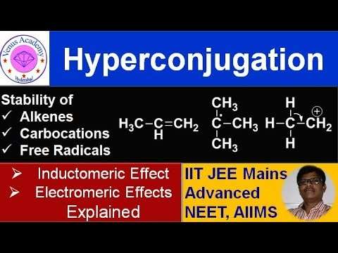 IIT  - What is Hyperconjugation | Keto Enol Tautomerism | Interview Organic Chemistry | C3P3/3