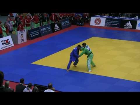 03 Judo Tekic (HJT) vs Zgang (JC Witten) -90 kg