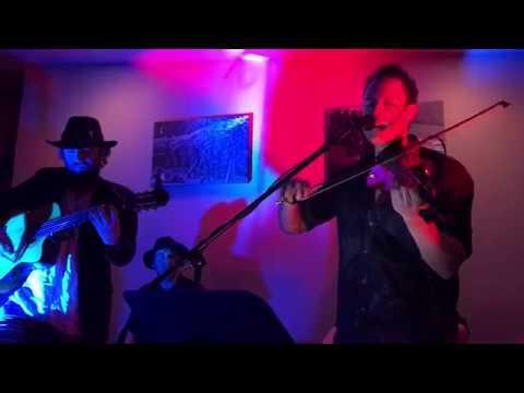"Flamenco Symphony - ""Kashmir"" Live at Casa des Nuda"