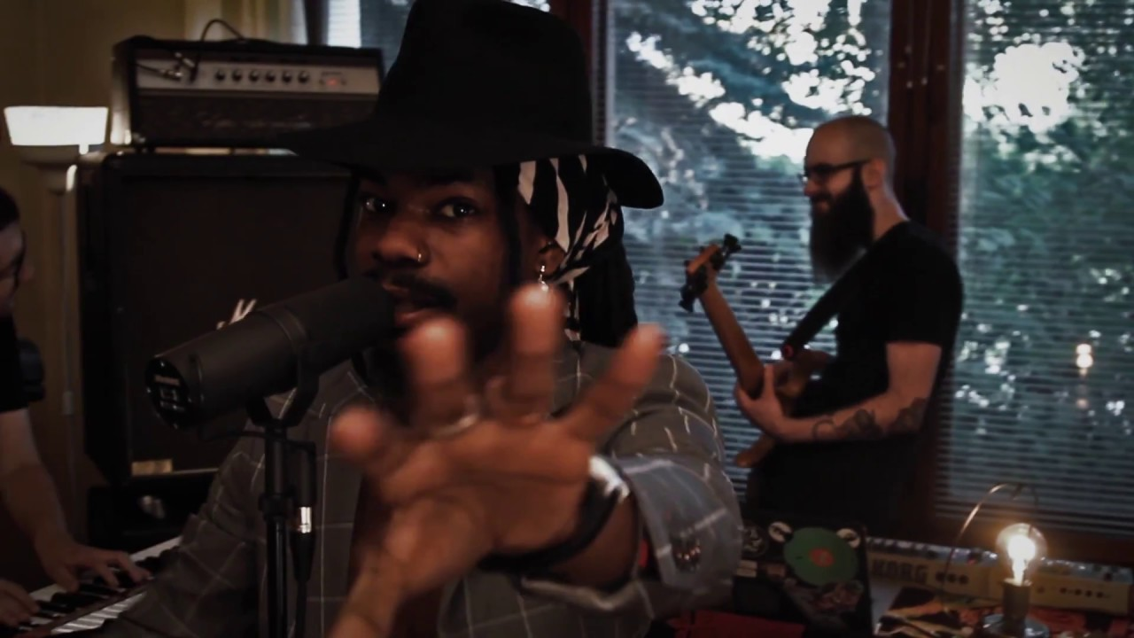 The Blu Mantic x HAARPAGANS - Redfoot (Live Session Video)