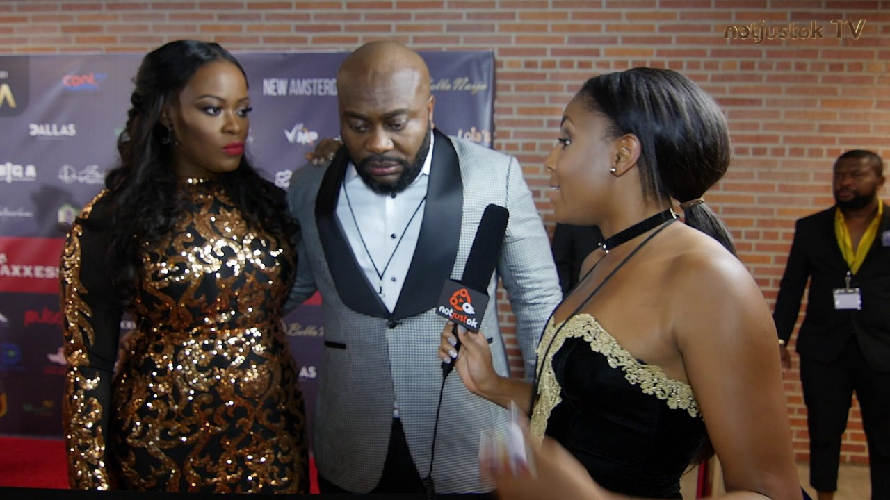 Download Big A Entertainment on The Red Carpet | Afrimma 2016 | Notjustok TV
