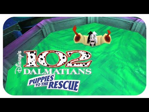 Cruella IV - Disney's 102 Dalmatians: Puppies to the Rescue - 100% PS1 Walkthrough (20 - FINALE)
