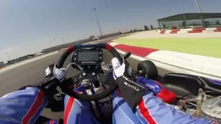 free practice adria karting raceway ckr tm