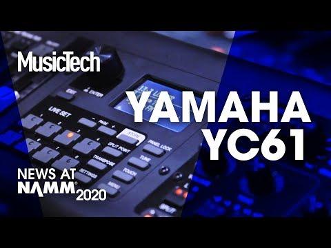 The Nord killer? Hear the Yamaha YC61 #NAMM2020