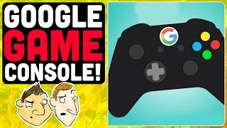 Will Google's Game Console Compete? - Hot Take