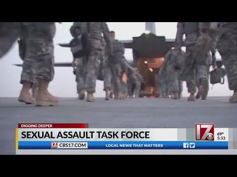Department of Defense creates sexual assault task force
