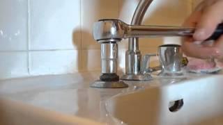 comment réparer robinet qui fuit