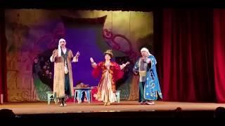 """Детский спектакль сказка """"Капризная принцесса"""""""