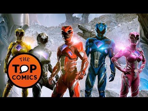 Reseña Power Rangers
