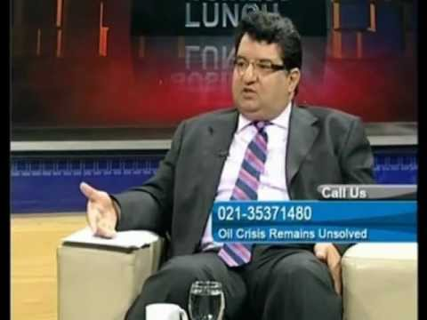 Saleem Butt's; COO Hascol Petroleum Limited, interview at Business Plus