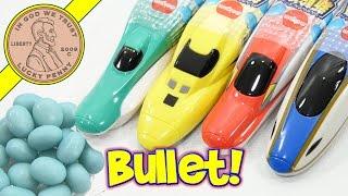 Japanese High Speed Bullet Train Soda Candy