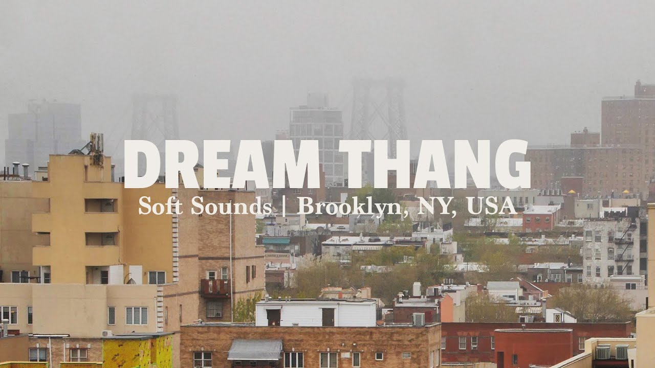 Delta Sleep - Dream Thang (Brooklyn, NY, USA) | Soft Sounds Ep4