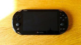 Download Video Sony PS Vita Slim 2000 Series Review 2014 MP3 3GP MP4