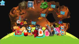 Angry Birds Epic   Way Back WizPig Castle