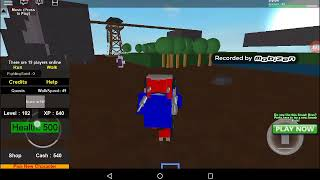 Super smash brothers on Roblox!#what!#mionion meme