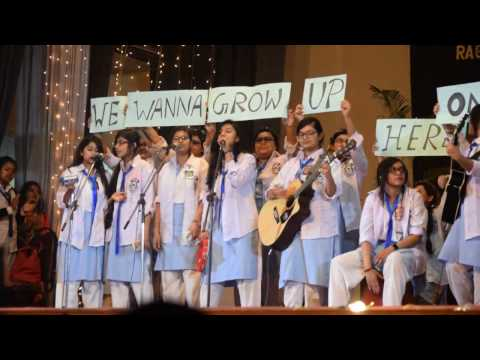 """VNC Ragday """"BONDHU CHOL"""" by Silvia,zawaril,ishadie,Ishmam,Anannya,tahmin,natasha&Silma (Batch17)"""