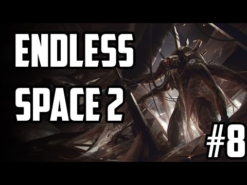 Endless Space 2 - Buyouts | Let's Play Endless Space 2 The Cravers Civilization Gameplay