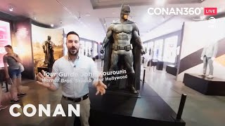 CONAN360° LIVE Highlight: Gal Gadot's Wonder Woman Suit & More