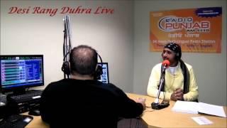 Punjabi Radio Canada Usa 2016  - Gurminder Guri