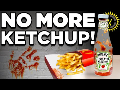 Food Theory: We Are RUNNING OUT of Ketchup! (McDonalds) - The Food Theorists