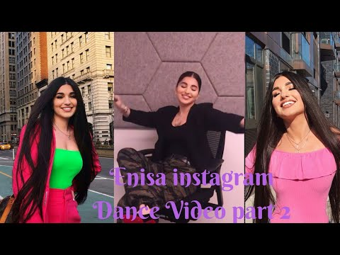 Enisa instagram Latest Dance Video😍 trendingPart 2#Dream69official