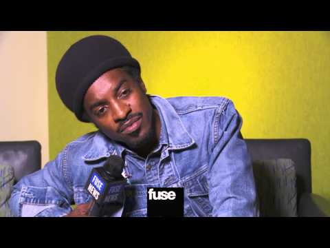 """André 3000 on T.I., """"Sorry"""" & OutKast"""