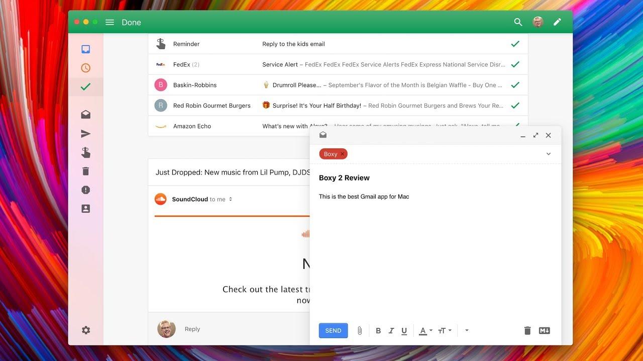 Gmail Client