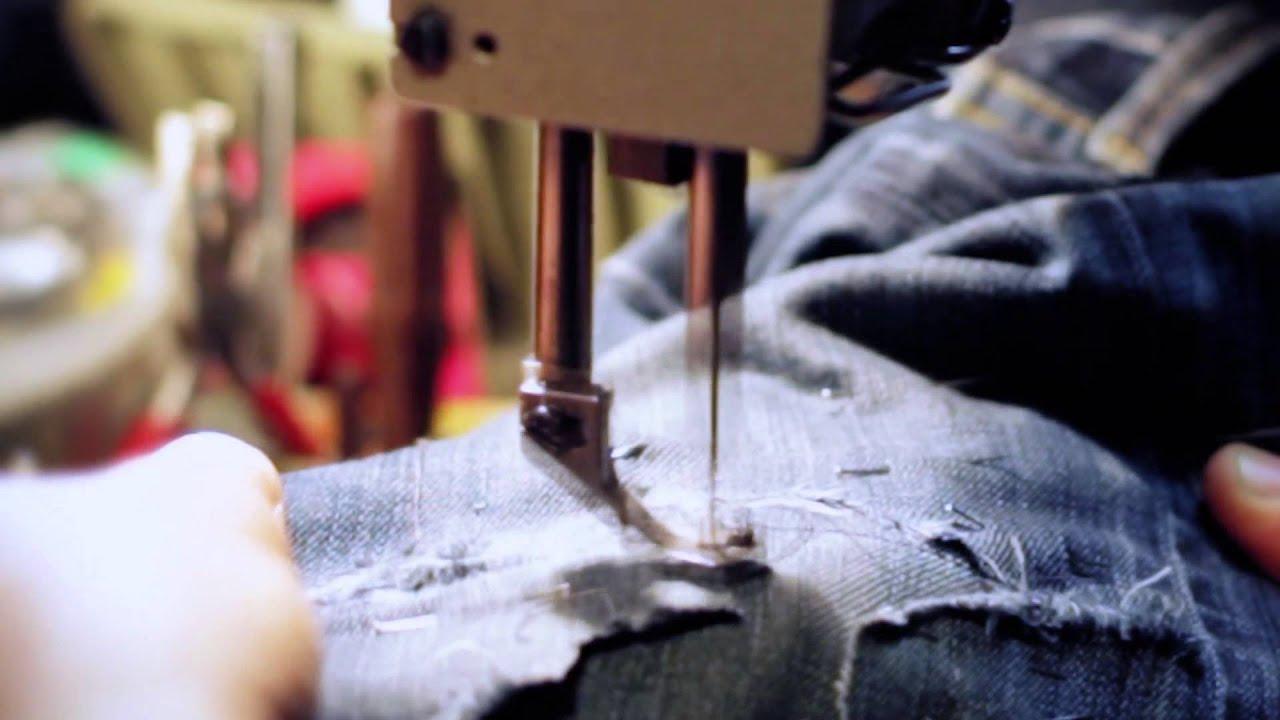 Pour Jeans com Nouvelle Repairjeans Bienvenue Vieux Vie Vos Sur Une WxBroCed