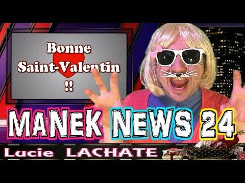 MANEK NEWS 24 - Emission Spéciale SAINT-VALENTIN