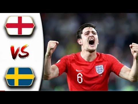 Download Sweden vs England 0-2 -All Goals & Highlights -07/07/2018 HD World Cup - From stands