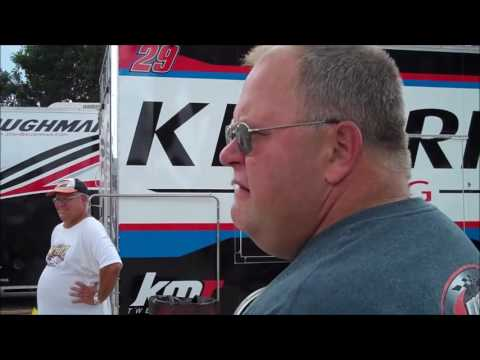 Knoxville Nationals Video Blog - Front Row Challenge and Hamilton County Speedway 8/8-8/9 2016