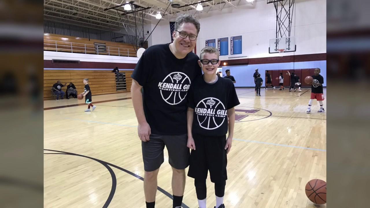 Kendall Gill Basketball Camp