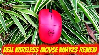 Dell Wireless Mouse WM123 review
