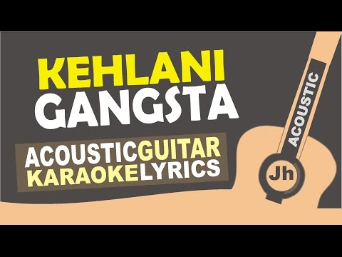 Kehlani - Gangsta (From Suicide Squad: The Album) [ Karaoke Acoustic ]