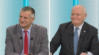Jean Lassalle et François Asselineau #FaceAuxChretiens