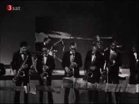 Sax No End - Clarke/Boland Big Band