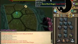 Runescape Deathtouched Dart QBD One Hit K0