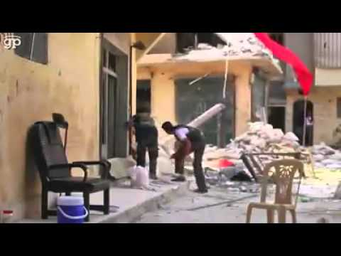 Syria War Life In Death in Aleppo