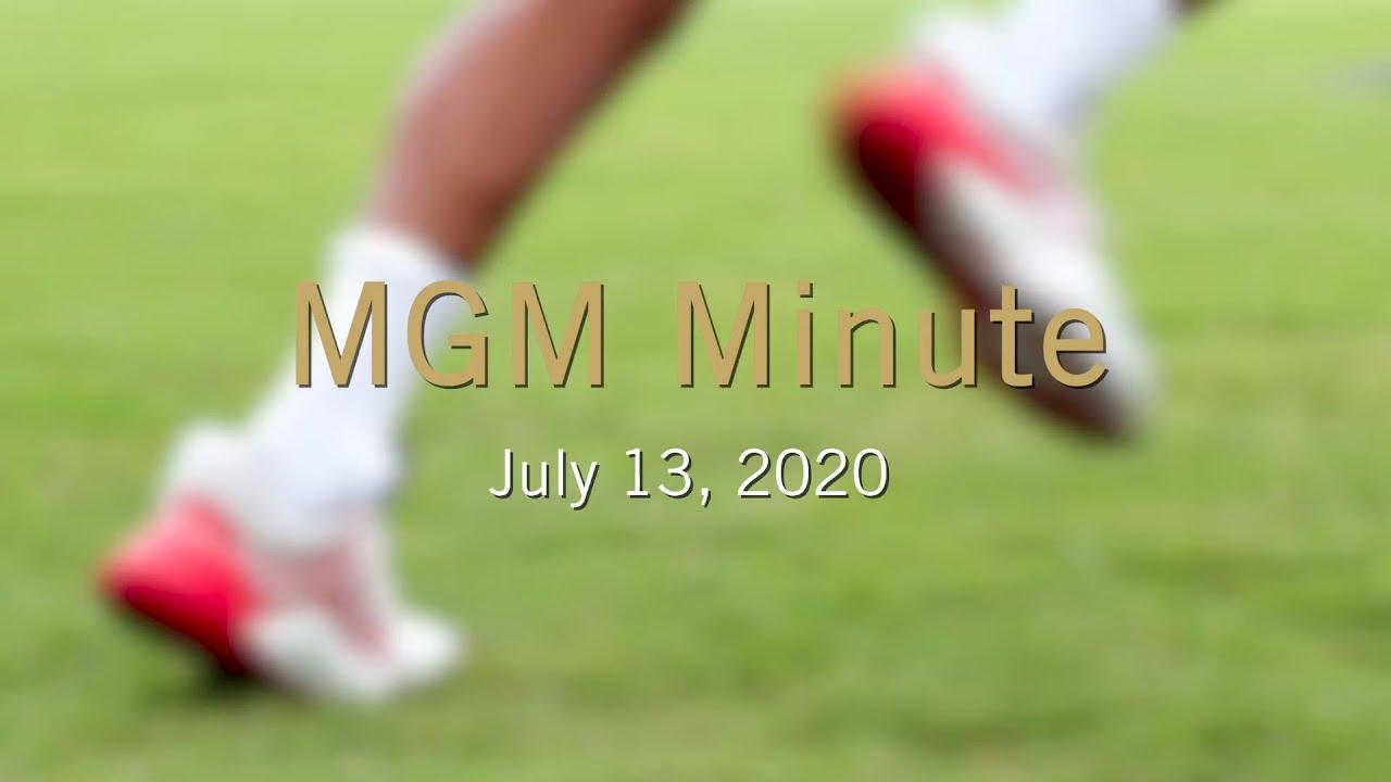 #MGMMinute   July 13, 2020   MGM Resorts