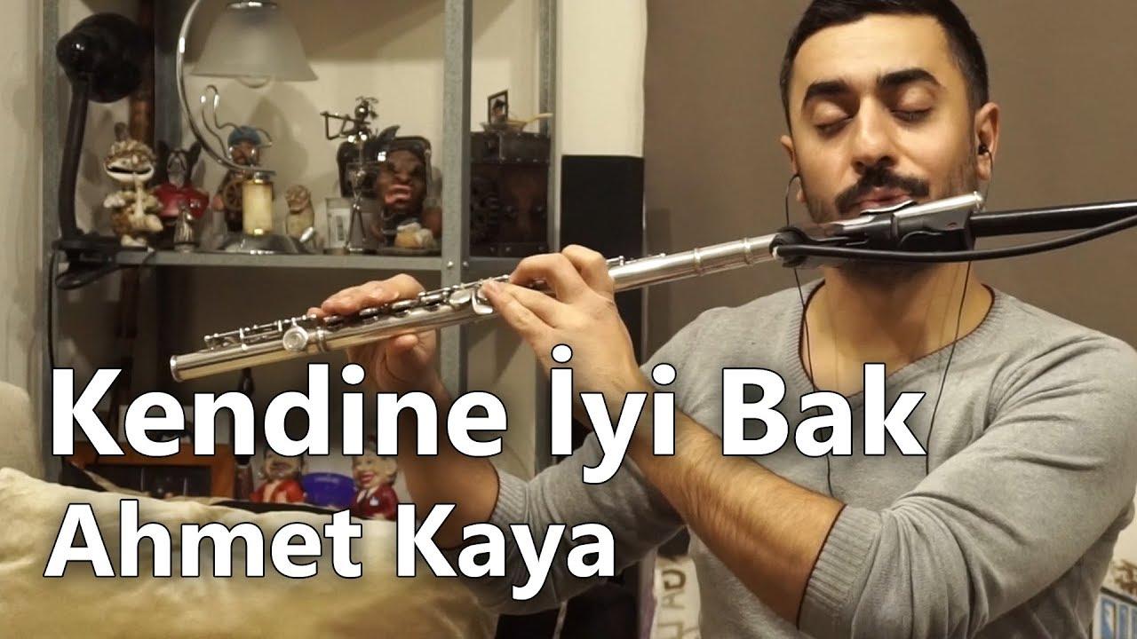 Kendine İyi Bak - Ahmet Kaya | Flüt Solo - Mustafa Tuna