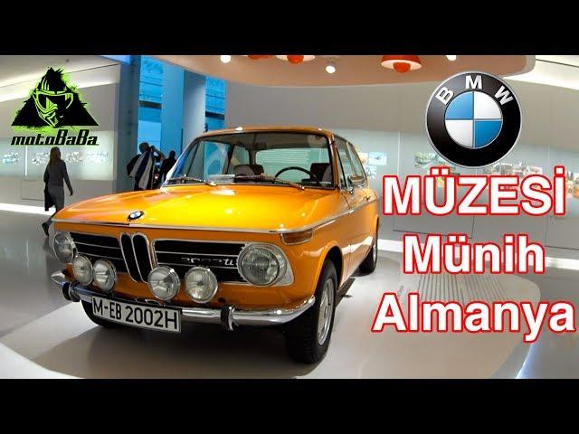 BMW Müzesi Münih / ALMANYA, vlog