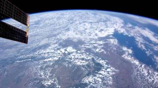 Timelapse of Earth from Space: Algeria to Ukraine