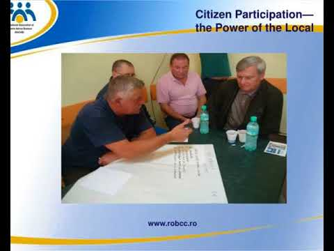 from citizen information to citizen participation from local to european