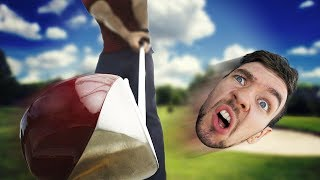 THE CRAZIEST GOLF GAME! | What The Golf? thumbnail