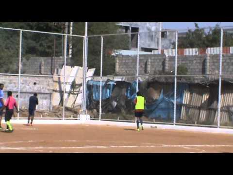 Sportaholic Football League 2015- Citizen Fc vs Spartans