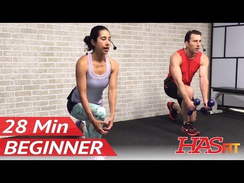 28-min-beginner-workout-routine-for-men-&-women---beginners-exercise-at-home---easy-workouts---hiit